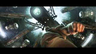 Starcraft 2 Trailer - Building a Marine