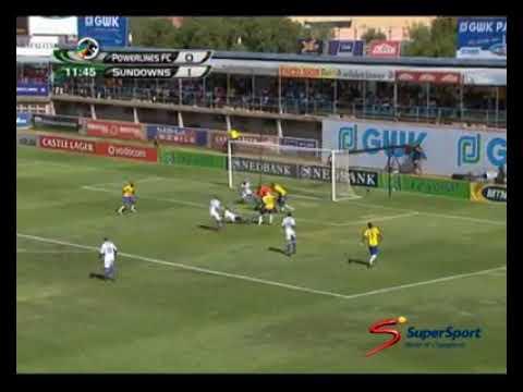 Powerline FC vs M. Sundowns 0-24 Wonderful match.  South Africa Super League