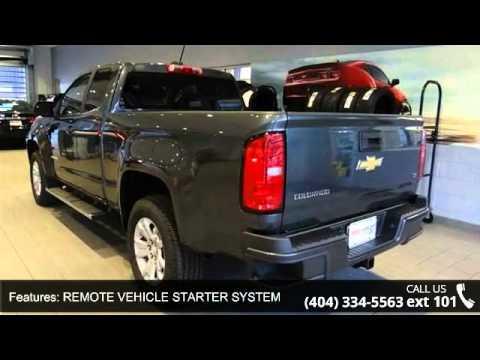 2015 Chevrolet Colorado 2WD LT - Rick Hendrick Chevrolet ...