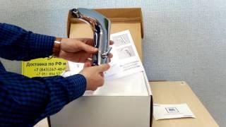 Смеситель сенсорный Matrix 602-LT обзор, комплектация