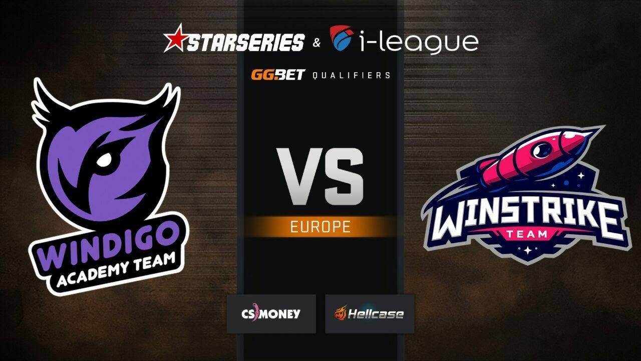 Winstrike vs Windigo Academy, map 2 mirage, StarSeries & i-League S7 GG.Bet EU Qualifier