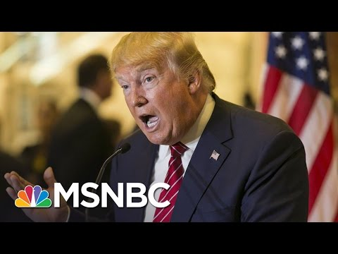 Chris Van Hollen: Donald Trump Tax Plan Will 'Blow Up' Deficit And Debt   For The Record   MSNBC