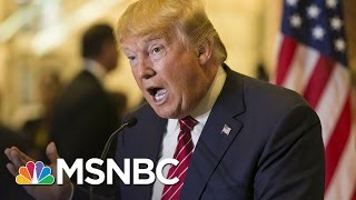 Chris Van Hollen: Donald Trump Tax Plan Will 'Blow Up' Deficit And Debt | For The Record | MSNBC