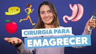 CIRURGIA BARIÁTRICA: o que é e quem pode fazer