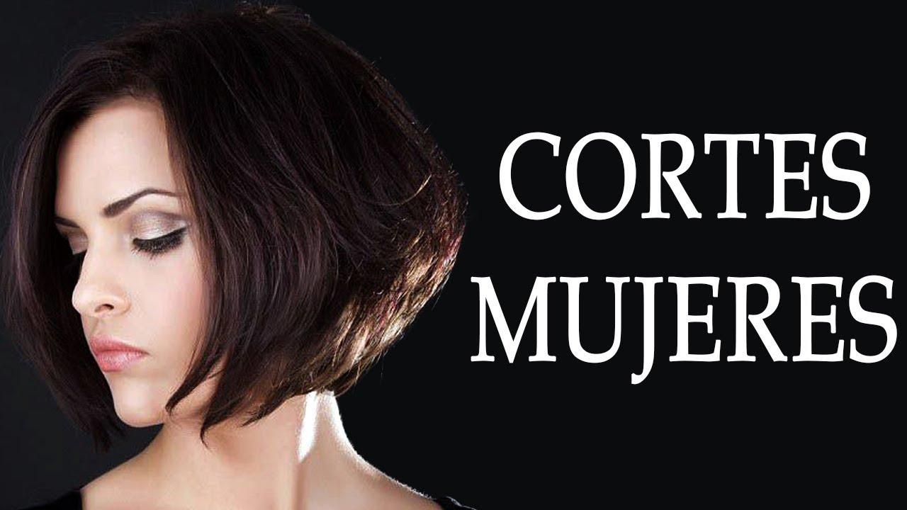 CORTES DE CABELLO BOB 2018 MUJERES || CORTES DE CABELLO 2018 ...