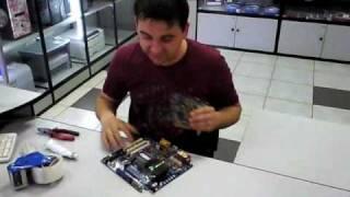 Православная сборка компьютера(Перед Вами учебное видео, демонстрирующее как правильно собирать компьютер из комплектующих. Данное видео..., 2009-08-31T14:33:36.000Z)