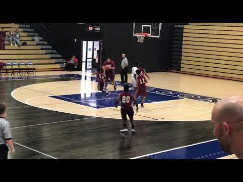 Deshler middle school Basketball