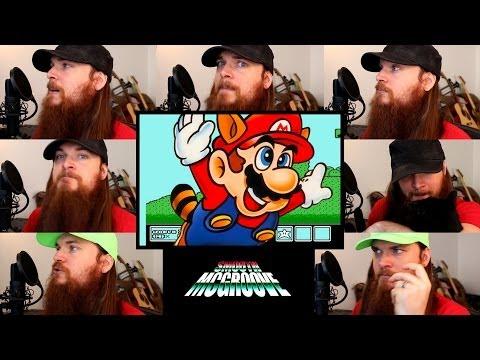 Super Mario Bros 3 - Athletic (Overworld 2) Acapella