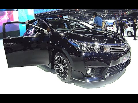 Grand New 2016, 2017 Toyota Corolla Altis facelift, 1.8 S, ESport, custom, modify