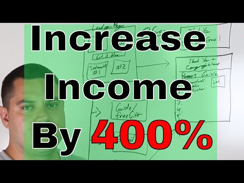 SIMPLE Affiliate Marketing TWEAK To INCREASE INCOME By 400%