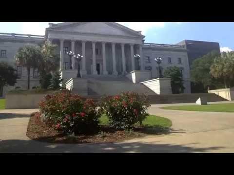 South Carolina State House Grounds - Google Glass Tour