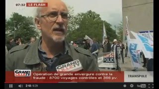 Grand Lille TV Edition du matin du 19 mai 2016