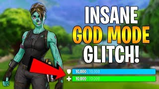 *GOD MODE* Glitch Fortnite Season 8! (How to Get God Mode Fortnite PS4/Xbox One/PC)