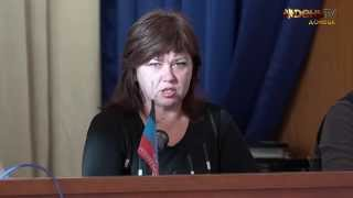 Общественный совет по расследованию военных преступлений начинает работу в Донецке