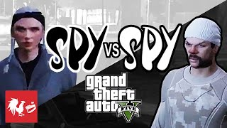 GTA V Spy Race! | Hard Mode