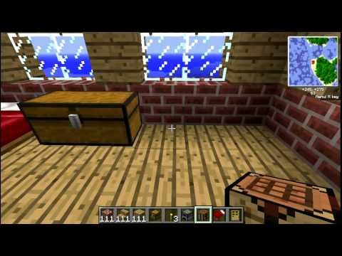 How to build a quick and easy house on minecraft for How to build a house cheap and fast