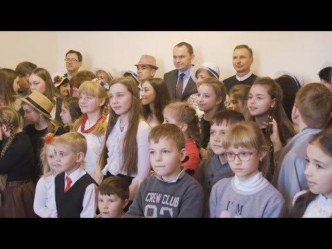 KurierGalicyjski: Minister Adam Kwiatkowski z Kancelarii Prezydenta RP z wizytą na Ukrainie. Dzień pierwszy.