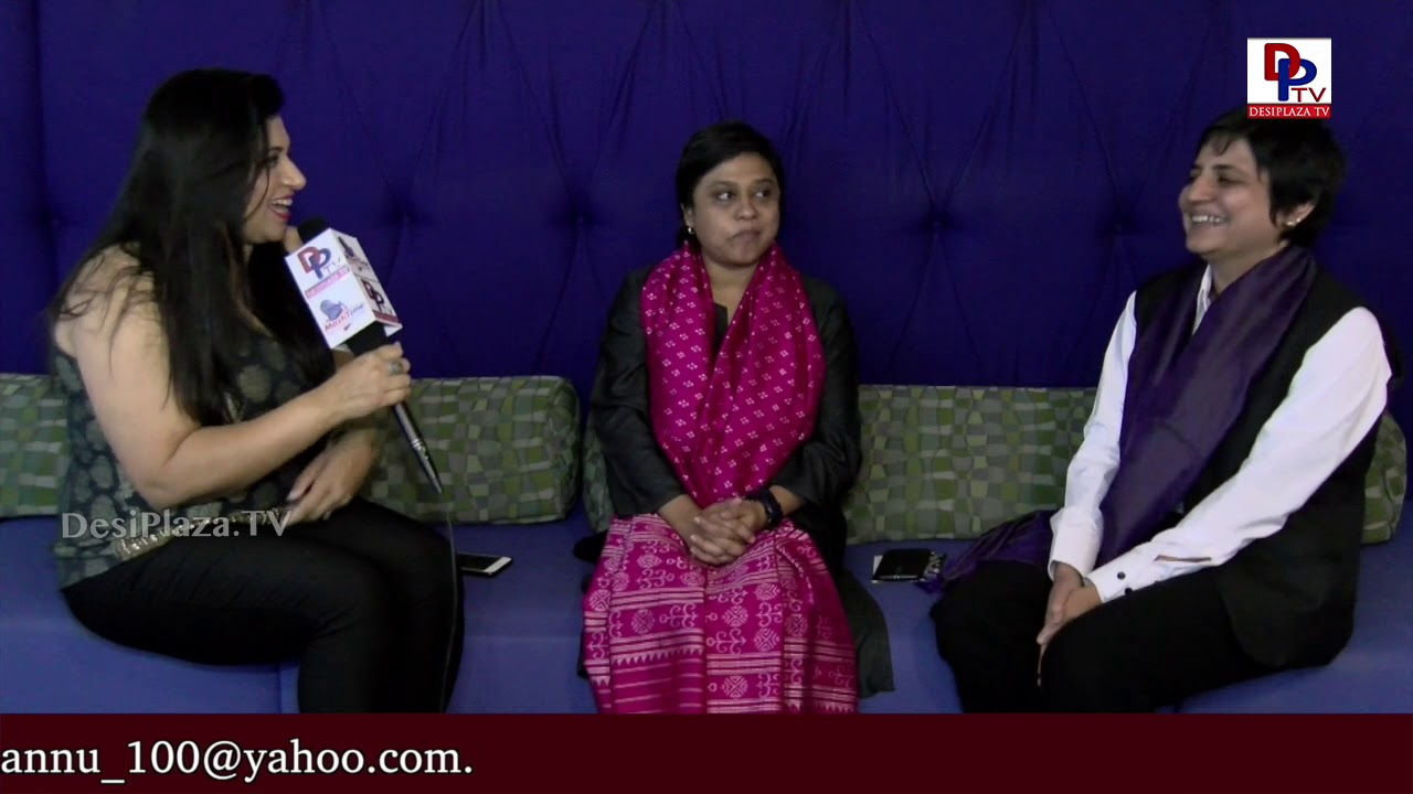 Interview with Film Maker Puloma Pal &  Mahin Mirza - Host Tripti Bhatnagar
