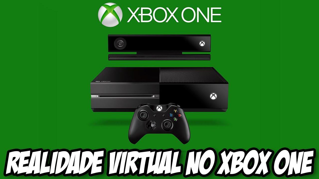 Óculos de Realidade Virtual da Microsoft para o XBOX ONE - YouTube 5eb0d7a7c4