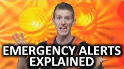 Emergency Alert System (EAS) as Fast As Possible