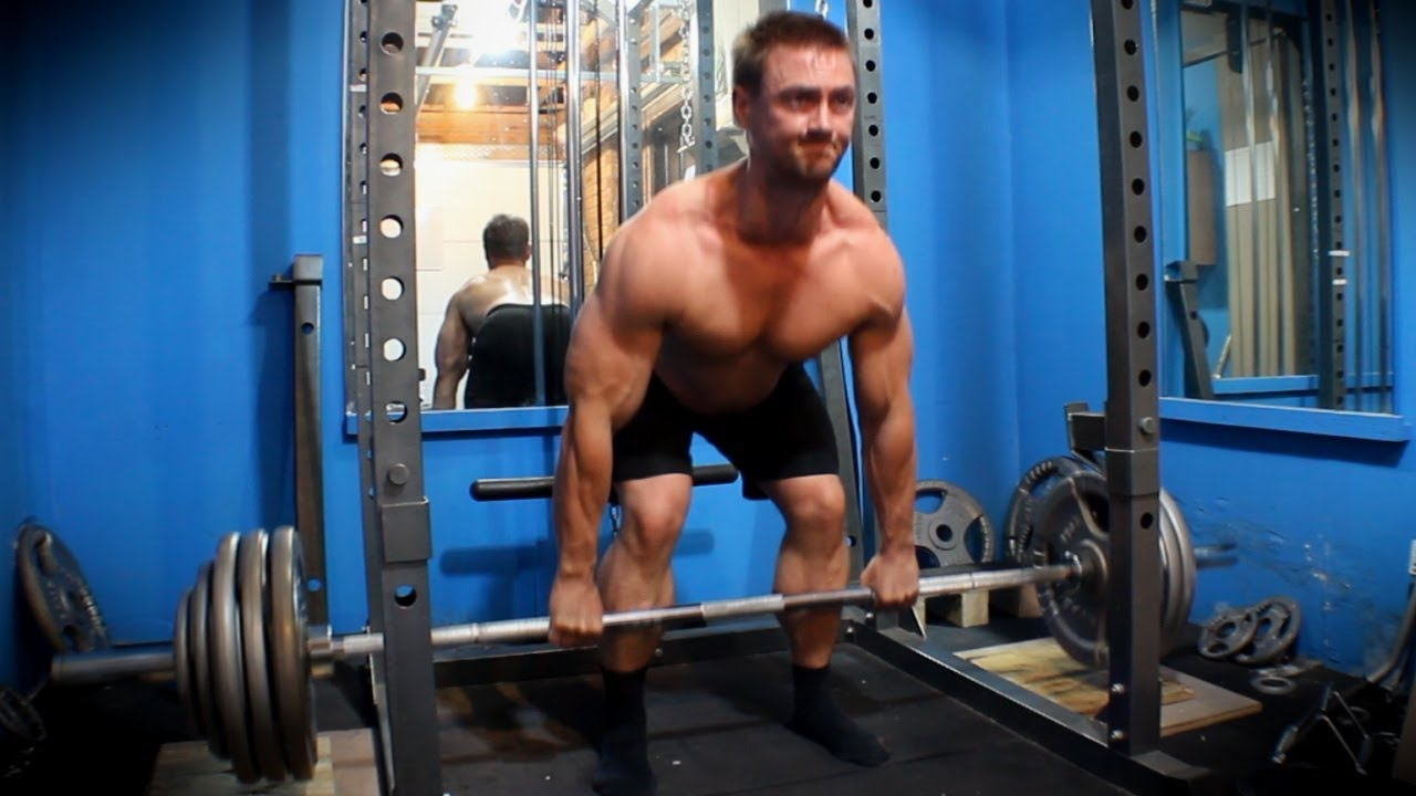 531 Squats Boring But Big With Deadlift Singles C133 Youtube