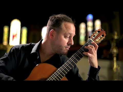 Ian Krouse: Variations on a Moldavian Hora (Tariq Harb, guitar)