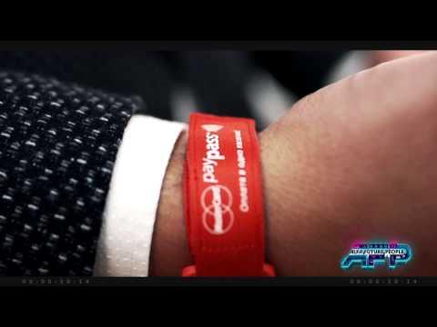Видео инструкция по использованию браслета Pay Pass на фестивале AFP