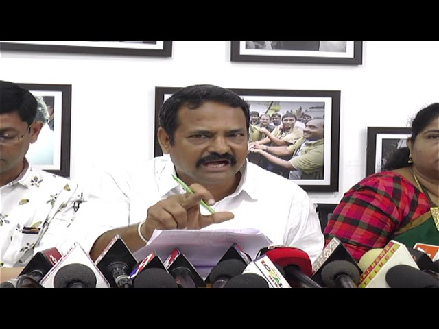 Kakinada YSRCP Leaders fire on TDP leader Anuradha over comments made on Dwarampudi Chandrasekhar