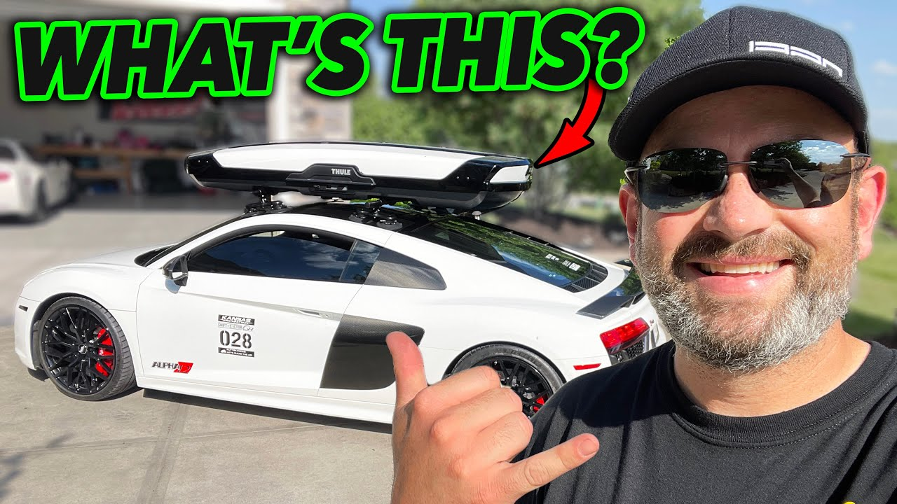 BUY Once, CRY Once? - The R8 is going on RACEWEEK!!!!!