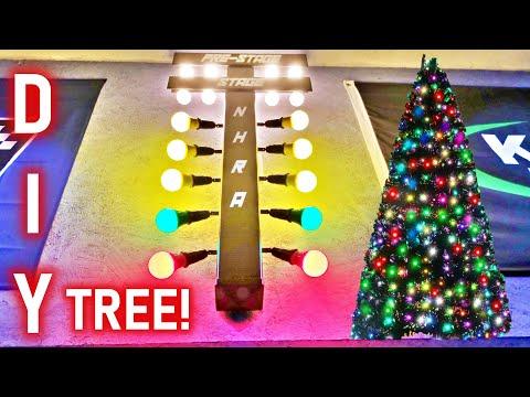 O' Drag Racing Tree - Build Your Own Drag Tree!
