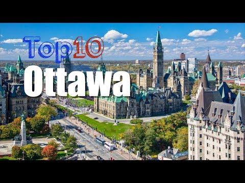 🇨🇦 Qué ver en OTTAWA. El Top 10 de la capital de Canadá