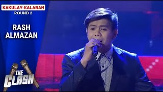 "Rash Almazan gives his best with ""Hanggang"" 