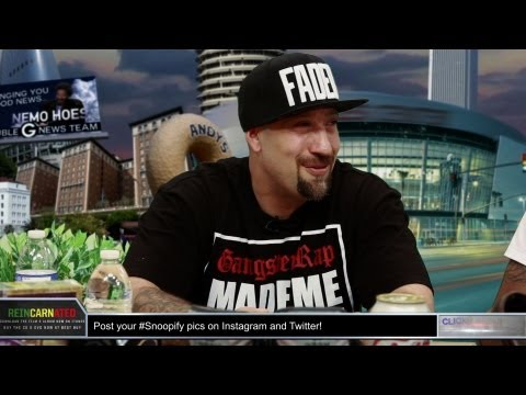 GGN B Real & Snoop talk about Weed, Weed,...