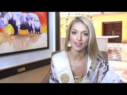 Miss South Africa 2011: Melinda Bam
