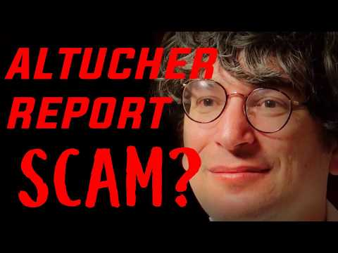 IS THE ALTUCHER REPORT A SCAM?
