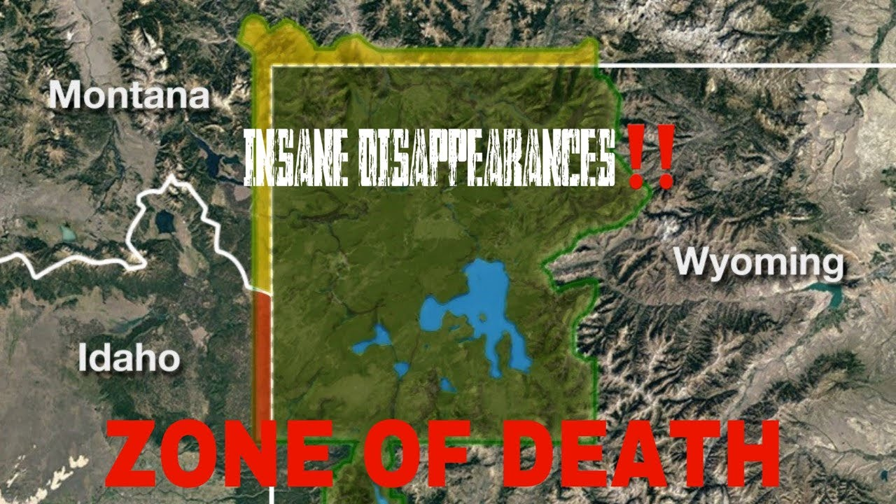 INSANE DISAPPEARANCES‼ The Zone of Death (Yellowstone) - YouTube