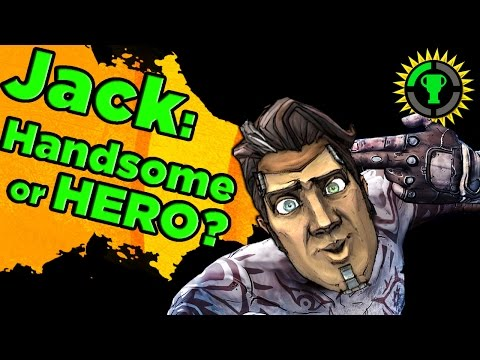 Thumbnail: Game Theory: Handsome Jack, Monster or Misunderstood? (Borderlands 2/The Pre-Sequel!)