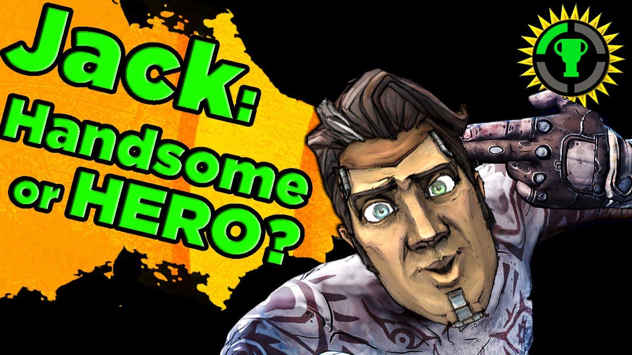 Game Theory Handsome Jack Monster Or Misunderstood Borderlands 2 The Pre Sequel