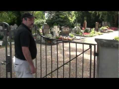Field Marshal Erwin Rommel's Grave