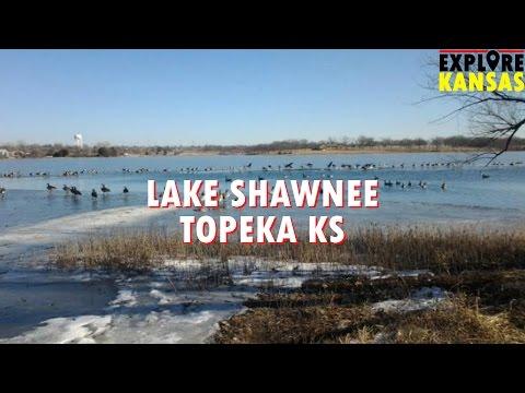 Lake Shawnee -  Best Place in Topeka KS [Explore Kansas]