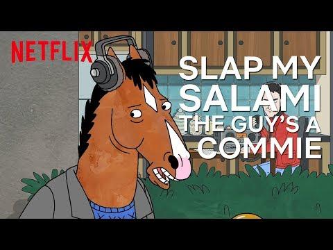 The Best Tongue-Twisters From BoJack Horseman | Netflix