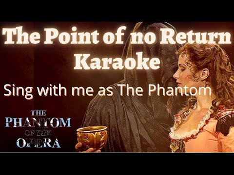 The Point of no Return Karaoke (female part only)