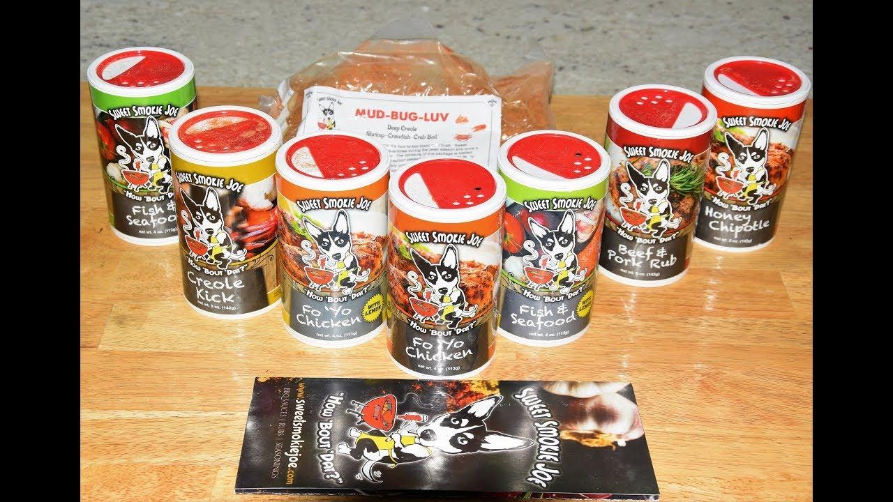 Sweet Smokie Joe Product Review - Giveaway Coming Soon
