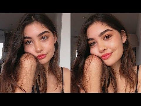 No Foundation 2018 Everyday Makeup Routine