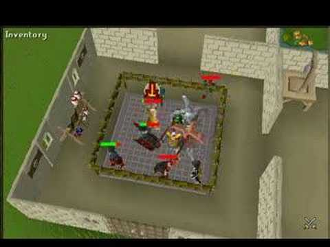 RuneScape – My 99 FM Party