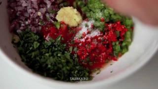 Красный соус, сальса (Salsa roja)