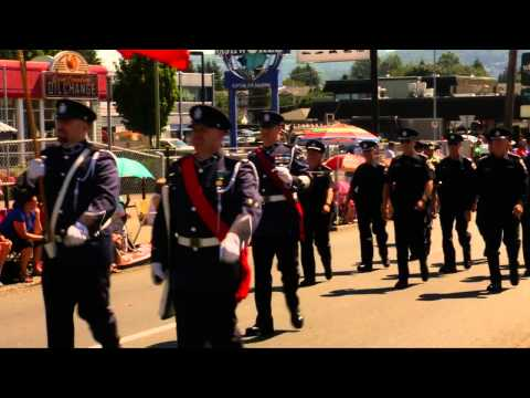 Abbotsford Police On Canada Day