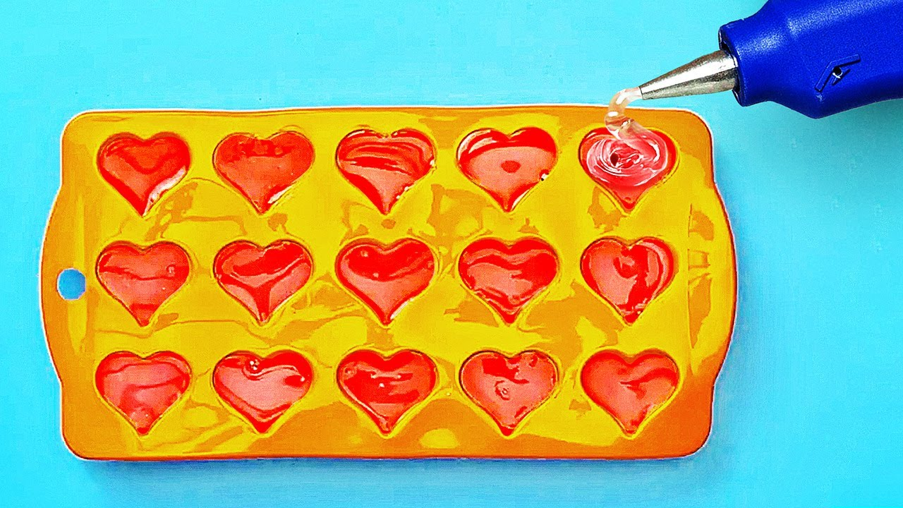 40 AMAZING GLUE GUN CRAFTS YOU HAVE TO TRY