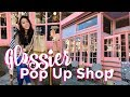 SPRING BREAK | Glossier SF Pop Up Shop & Apartment Hunting