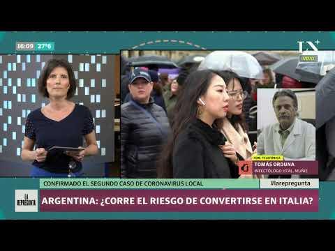 Coronavirus en Argentina: ¿nuestro país corre el riesgo de convertirse en Italia?